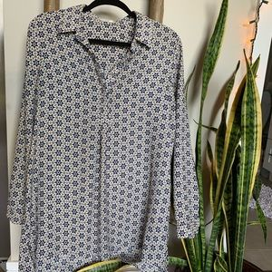 Perfect for Work Long Sleeve Blouse